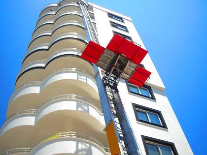 Mersin'de Asansörlü Taşıma Firması
